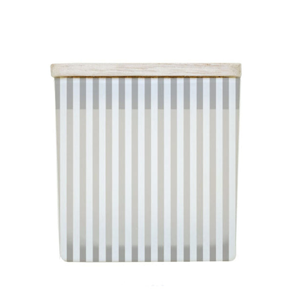 VERTICAL STRIPES CANDLE