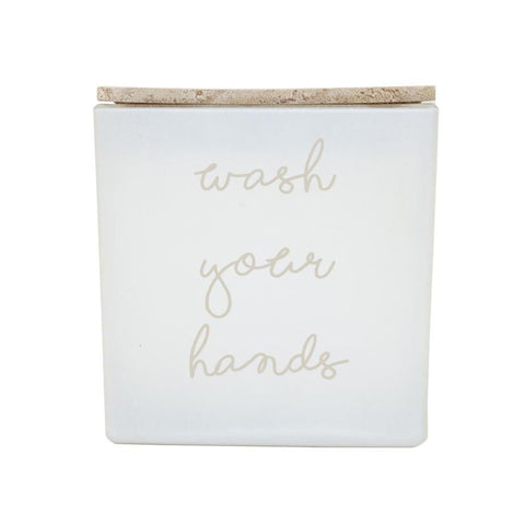 WASH YOUR HANDS CANDLE