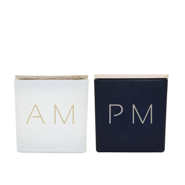 AM/PM CANDLE SET
