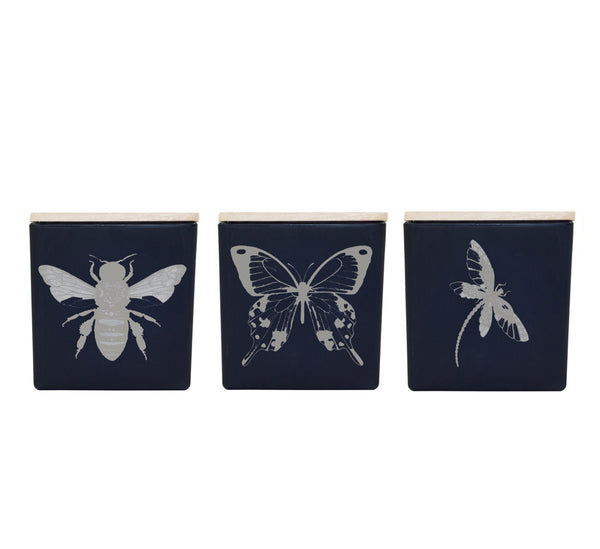 BUG CANDLES (TRIO GIFT SET) IG