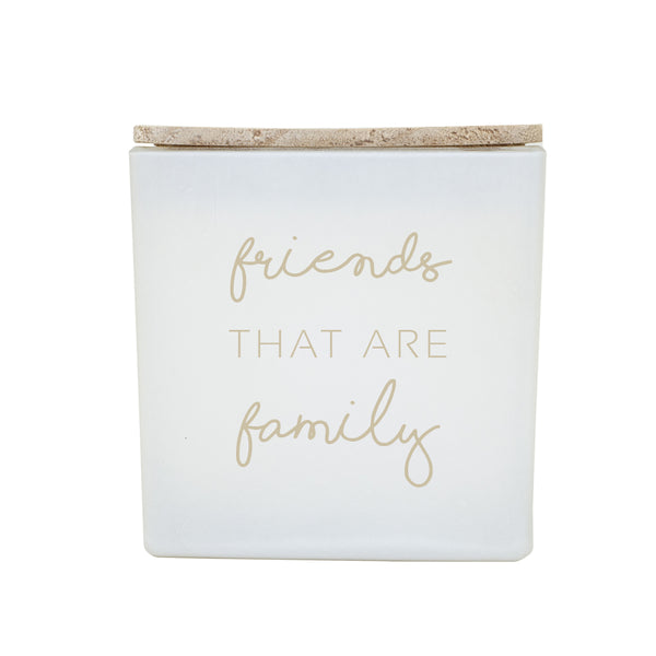 FRIENDS THAT ARE FAMILY CANDLE