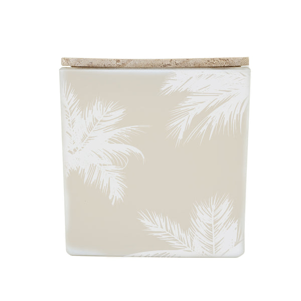 TROPICAL SHADOWS CANDLE
