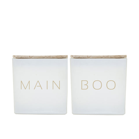 MAIN BOO CANDLES (GIFT SET)