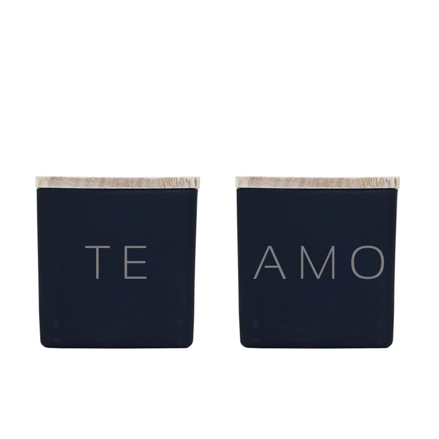 TE AMO CANDLES (GIFT SET)