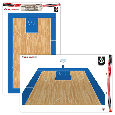 U SPORTS PRO Clipboard Basketball