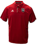 U SPORTS Adidas Polo (Red-Men)