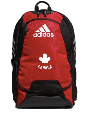 CANADA Adidas Stadium Backpack (Red-O/S)