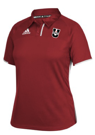U SPORTS Adidas Polo (Red-Women)