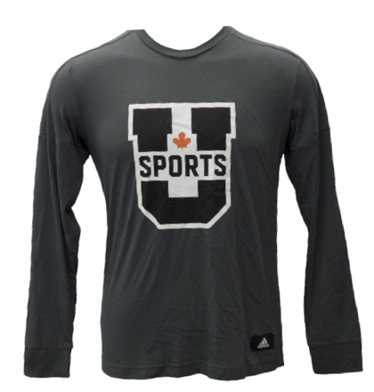 U SPORTS Adidas Long Sleeve (Green-Men)