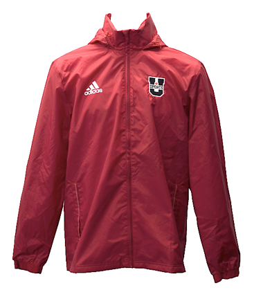 U SPORTS Adidas Rain Jacket (Red-Men)