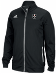 U SPORTS Adidas Full Zip (Black-Men)