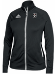 U SPORTS Adidas Utility Jacket (Black-Women)