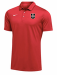 U SPORTS Team Nike S/S Polo  (Red - Men)