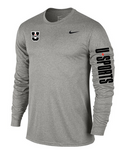 U SPORTS Team Nike Legend L/S (Grey - Men)