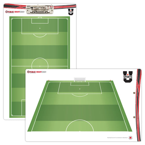 U SPORTS PRO Clipboard Soccer