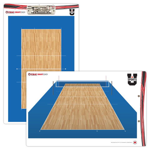 U SPORTS PRO Clipboard Volleyball