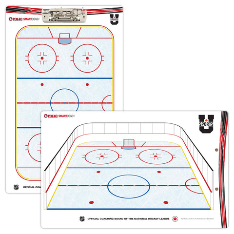 U SPORTS PRO Clipboard Hockey