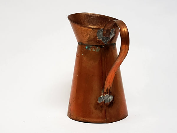 Stailey Bros Signed Copper Pouring Pitcher - Liverpool PA