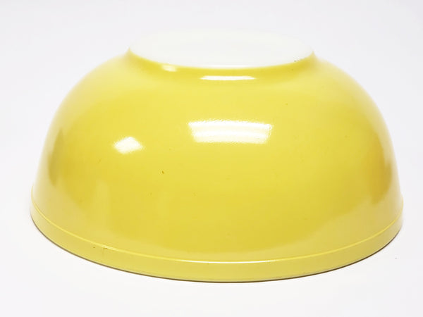 Vintage Set of Early Non Numbered Pyrex Nesting Bowls - Primary Colors
