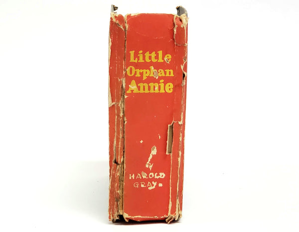 Little Orphan Annie The Big Little Book #708 1933 2nd Print by Harold Gray - Scarce