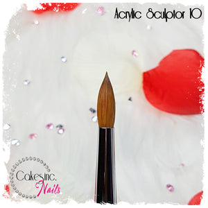 CakesInc.Nails - Acrylic Sculptor 10 'LOVE 3rd Edition'