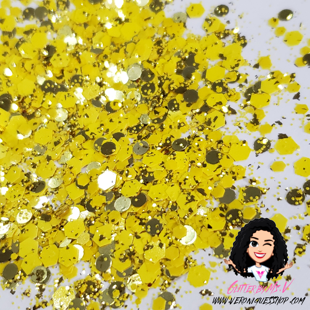 Bollywood Yellow
