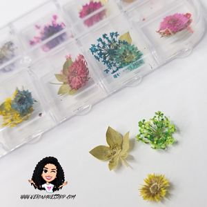 #1 Mix Dried Flower Case
