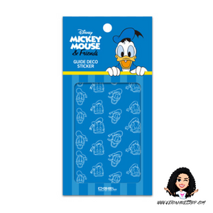 Guide Deco Sticker Donald