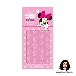 Guide Deco Sticker Minnie #1