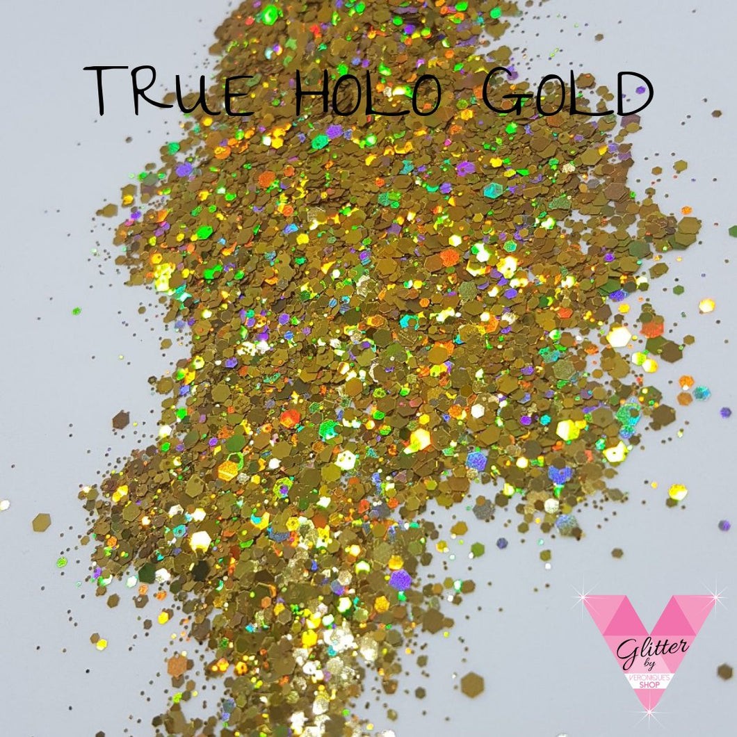 True Holo Gold