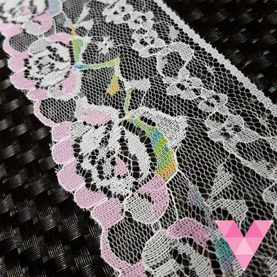 Multi Color Lace