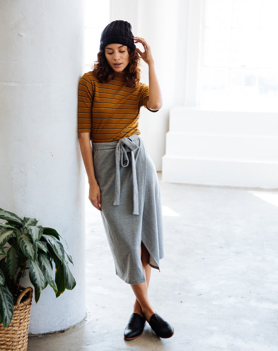 Ada Wrap Skirt