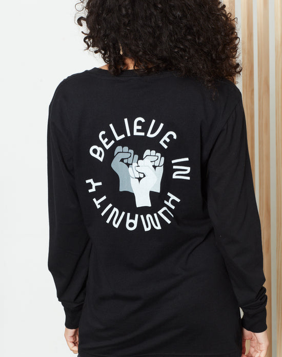 Believe in Humanity Long Sleeve