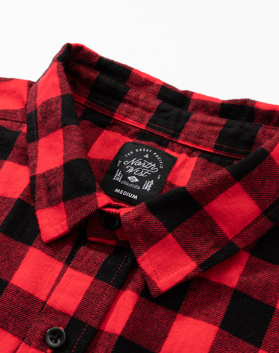 The Great PNW Flannel