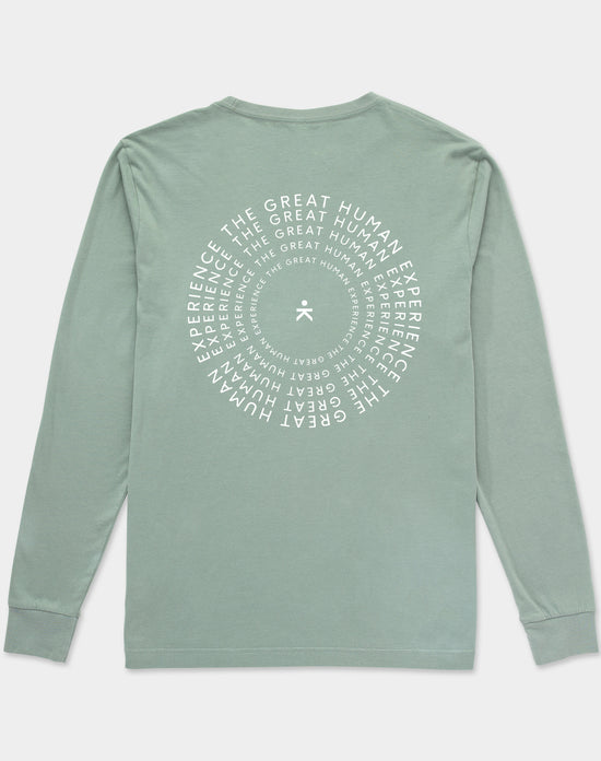 The Great Human Experience Long Sleeve