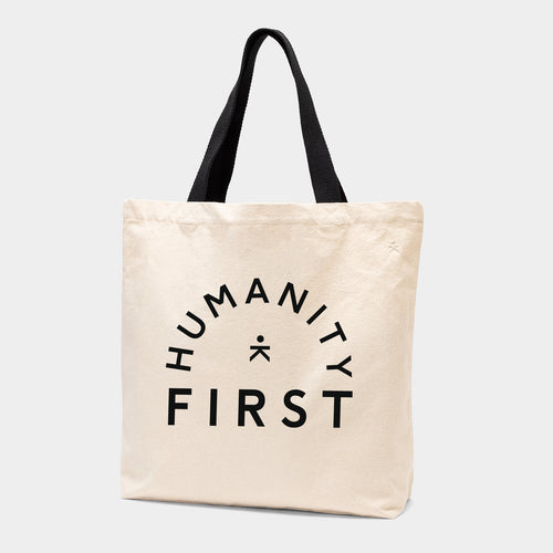 Humanity First Tote Bag