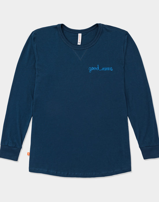 """Good News"" Long Sleeve"