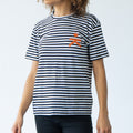 Logo Tee Stripes