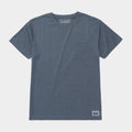 Almond Heather Pocket Tee