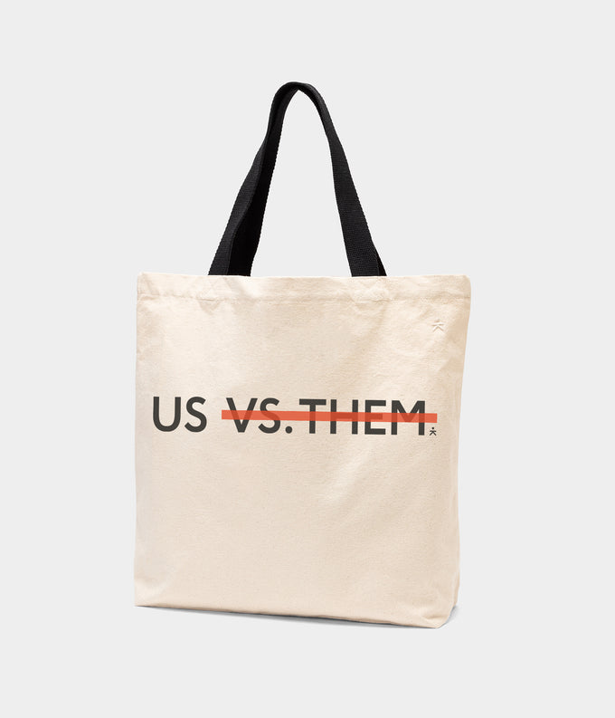 There's Only Us Tote Bag