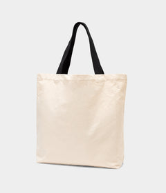 Organic Canvas Tote Bag