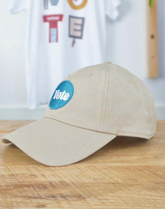 VOTE Dad Hat
