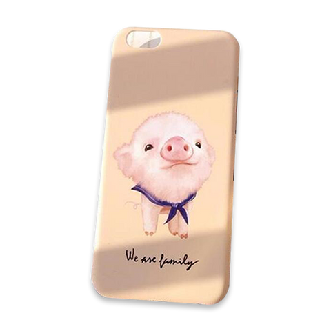 Pig Piggy Cover Phone Case