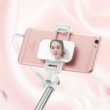 798-Mini Foldable Portable Wired Selfie Stick