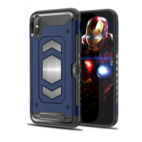 867-Car Armor Drop Case For iPhone