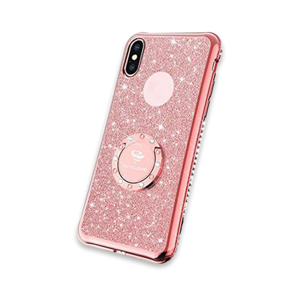 240X-Bling Diamond Phone Case For iPhone