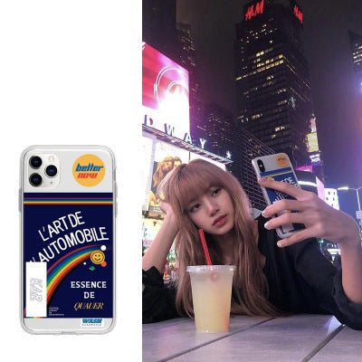 Lisa Same Phone Case For Iphone 11 Case