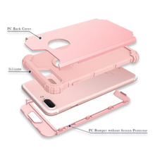 131-3 Layers Hybrid FullBody Protect Case for iPhone
