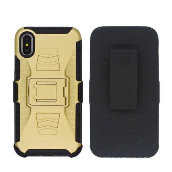 856-Full Range Drop-Proof Shock Case For iPhone