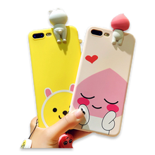 219-Cute 3D Rabbit Phone Cases for iPhone
